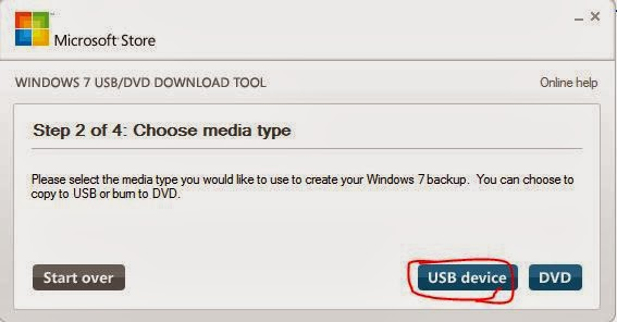 Windows 8.1 bootable pendrive