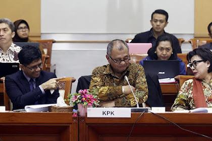 ILUNI UI: Giliran Korupsi Kelas Kakap, KPK Berkelit dengan Argumen Asal Bunyi