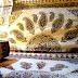 Ghalamkari: arte tradicional de estampagem em tecidos