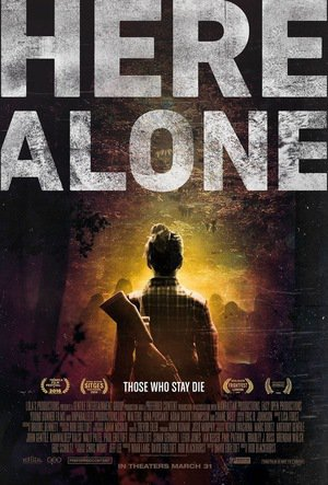 Poster Here Alone 2016