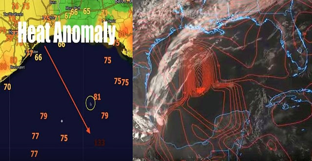 Unusual Heat Anomaly Detected In The Gulf Of Mexico  Heat%2Banomaly%2Bgulf%2Bof%2BMexico
