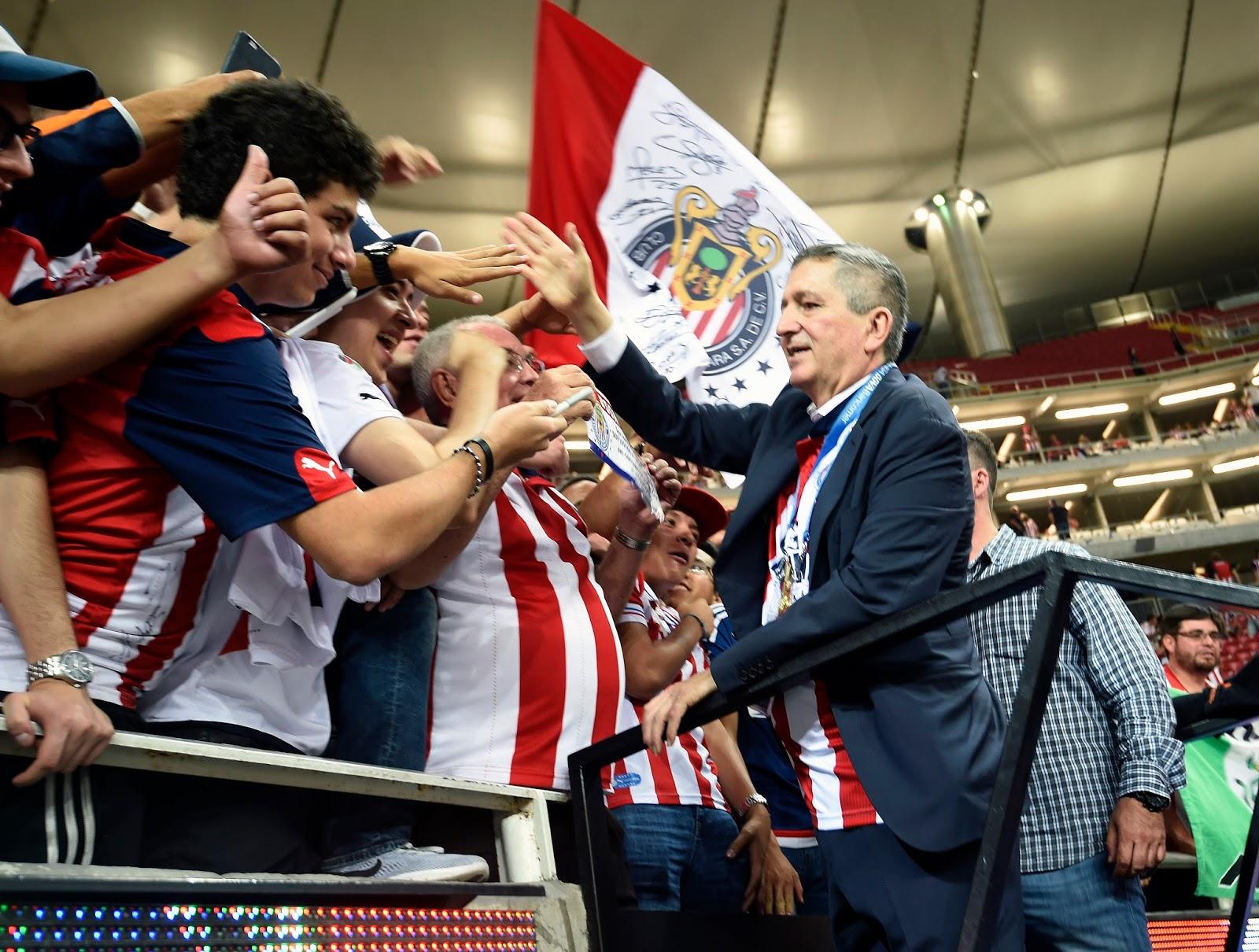Vergara señala que Chivas demostró que se puede cambiar.