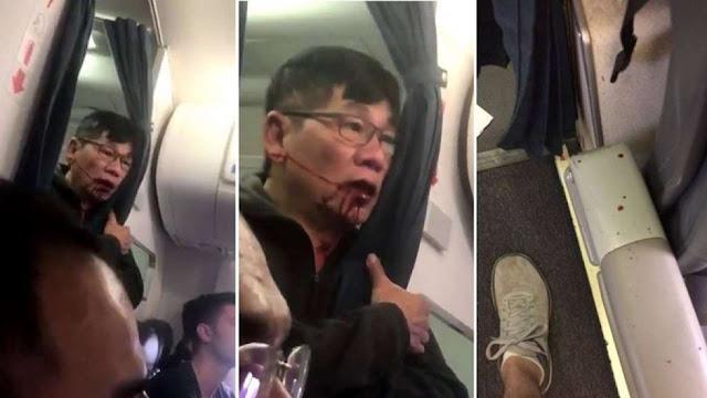 kejadian pengusiran penumpang united airlines