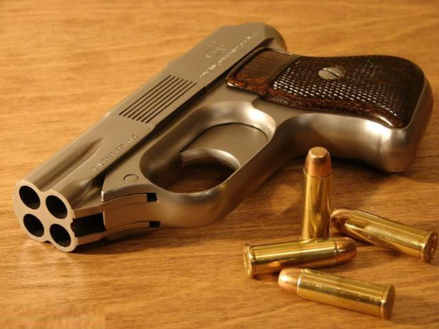 Pistola COP