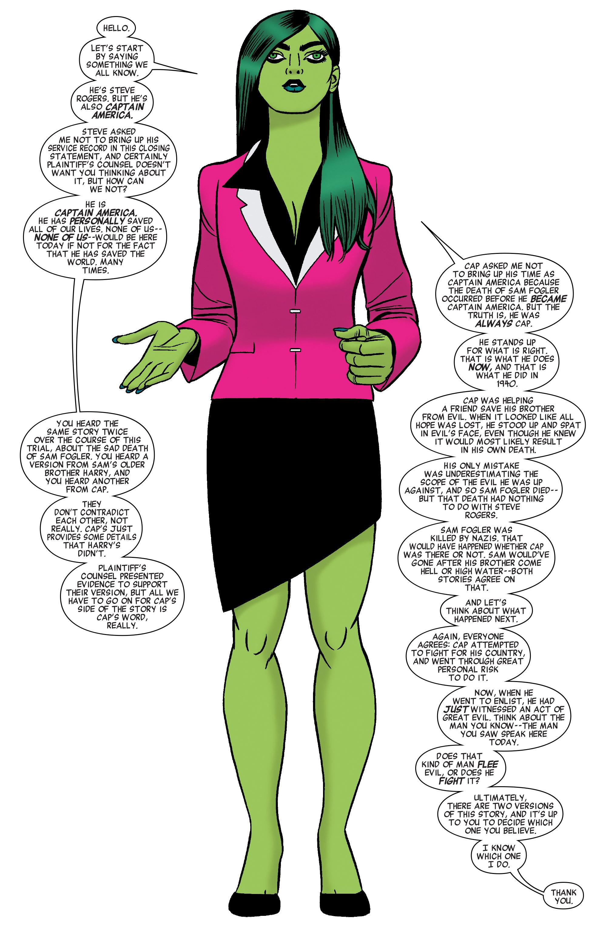 Read online She-Hulk (2014) comic -  Issue #10 - 15