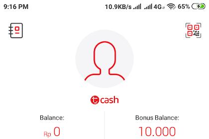 Cara Merubah Poin Telkomsel Menjadi Saldo Bonus Tcash