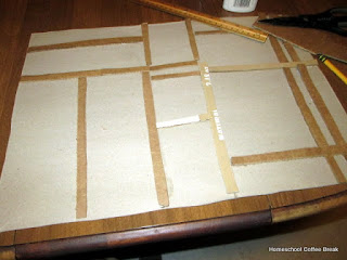 Artist Study - Piet Mondrian on the Virtual Refrigerator, an art link-up hosted by Homeschool Coffee Break @ kympossibleblog.blogspot.com #virtualfridge