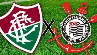 Horário de Corinthians x Fluminense pela série A do Brasileirão - 15/11/2017
