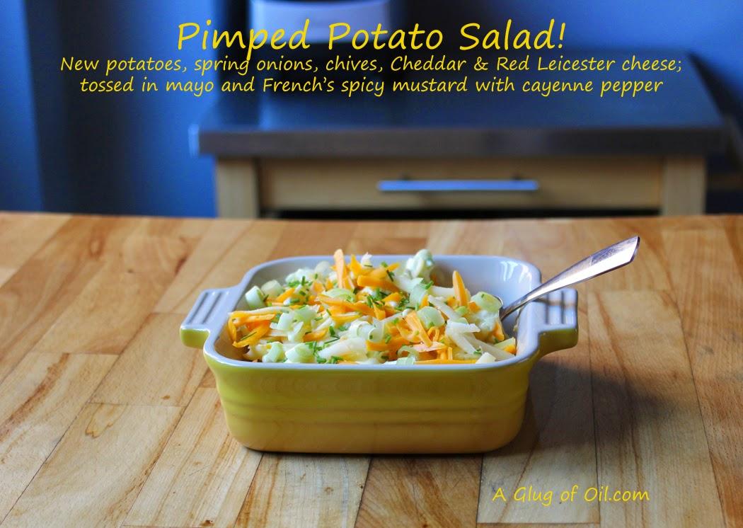 Pimped Potato Salad