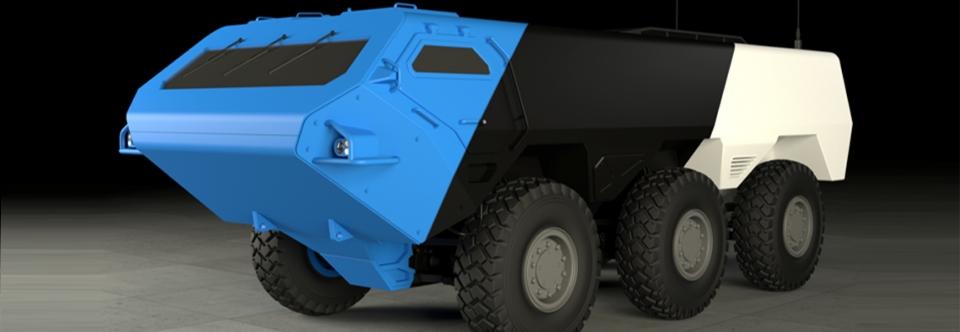 В Естонії пропонують будувати власні бронетранспортери