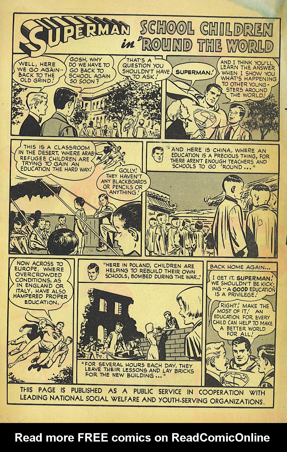 Action Comics (1938) 149 Page 41