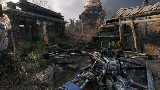 Metro Exodus PC Full imagenes