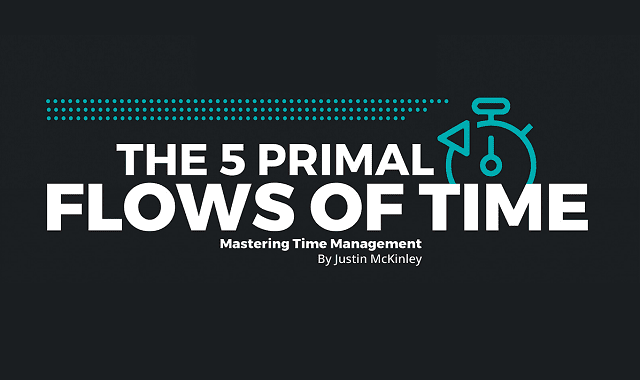 The Five Primal Flows of Time