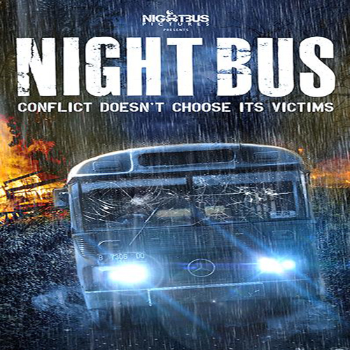Night Bus Poster Film, Night Bus Poster Film Download Poster