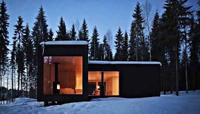 Desain rumah minimalis style Amerika