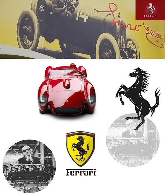 My Magical Attic Ferrari A Symbol Of Excellence Exclusivity