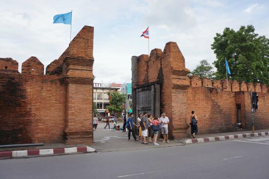 Tha Phae Gate Thailand