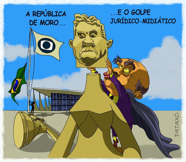 Resultado de imagem para Juiz Moro vai para os estados unidos
