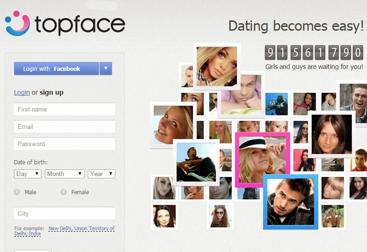 Free dating website with chat