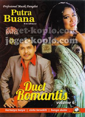 Album OM Putra Buana Duet Romantis Vol 6 Artist Lilin Herlina, Bayu ...