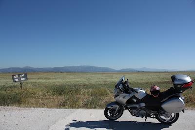 RUTA EN MOTO 444 Km por Madrid-Guadalajara-Segovia