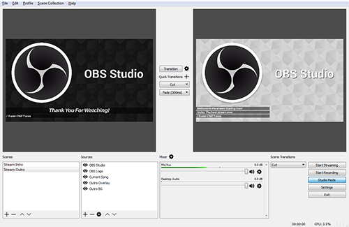 OBS Studio - Everything you need to live stream and record