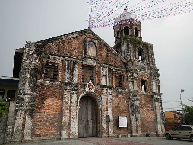 Saint Magdalene Church in Kawit, Cavite