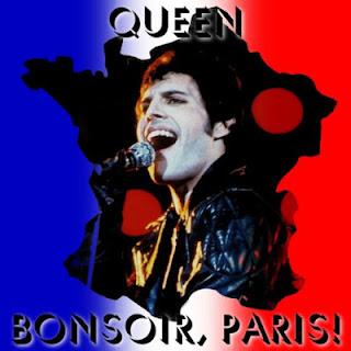 Queen - Bonsoir Paris (01.03.1979)