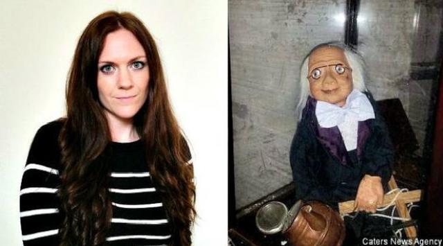 Menyeramkan, Boneka Annabelle Ternyata Hidup Kembali