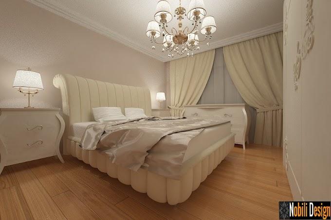 Design interior dormitoare case stil clasic modern - Design interior - Amenajari Interioare Bucuresti