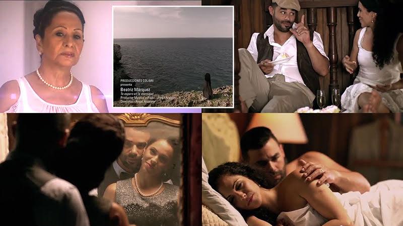 Beatriz Márquez - ¨Te espero en la eternidad¨ - Videoclip - Dirección: Ángel Alderete. Portal del Vídeo Clip Cubano (Videoclip)