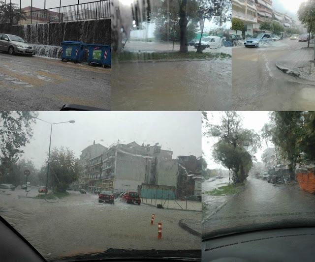 ΕΚΤΑΚΤΟ: Πλημμύρισε και πάλι η Ηγουμενίτσα - Προβλήματα από τη βροχή σε πολλές περιοχές  (ΒΙΝΤΕΟ+ΦΩΤΟ)