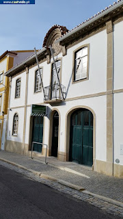 BUILDING / Posto GNR (Guarda Nacional Republicana), Castelo de Vide, Portugal