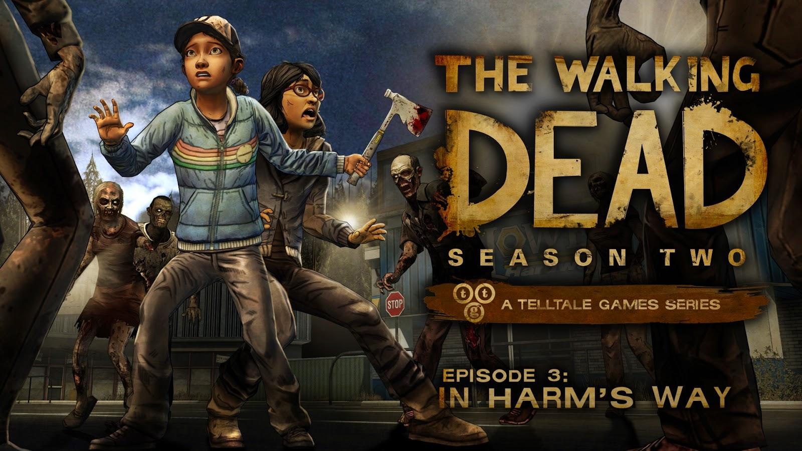 تحميل وتثبيت لعبة the walking dead season 2 كاملة