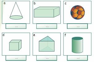 Soal Matematika Kelas 1 Bab 4 – Bangun Ruang