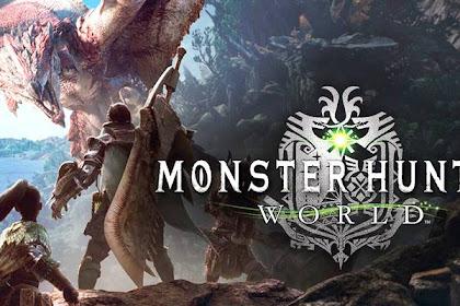 Spesifikasi PC Untuk Game Monster Hunter: World