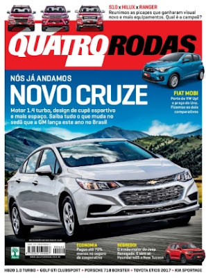Revista Quatro Rodas - Edição 682 - Maio de 2016