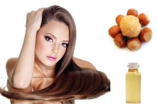 Cara Melebatkan dan Membuat Rambut Tebal dengan Kemiri