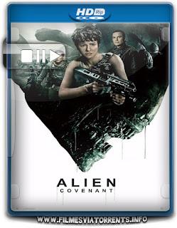 Alien: Covenant (2017) Torrent