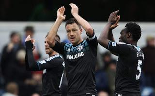 Terkini Terry:Chelsea Wajib Empat Besar