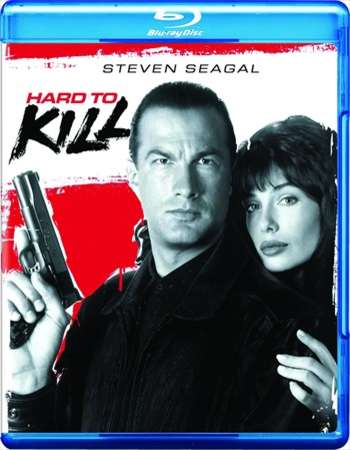 Poster Of Hard to Kill 1990 Dual Audio 720p BRRip [Hindi - English] Free Download Watch Online