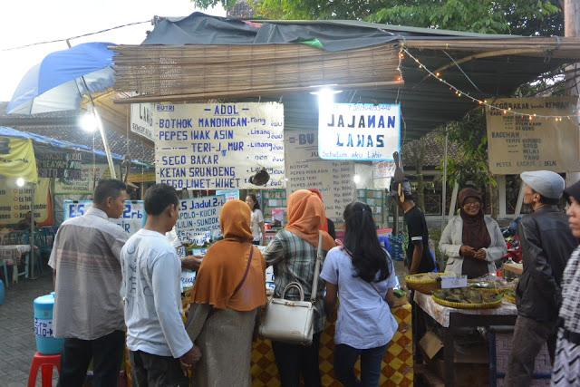 Jajanan Lawas Bantul Expo