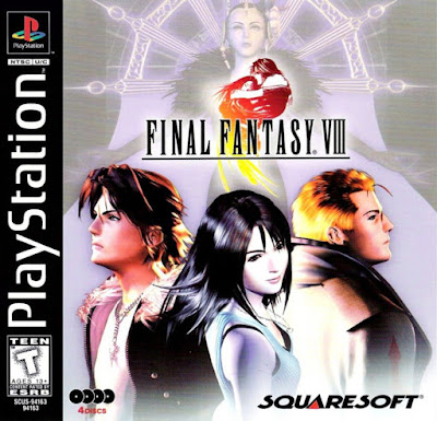 descargar final fantasy 8 psx mega