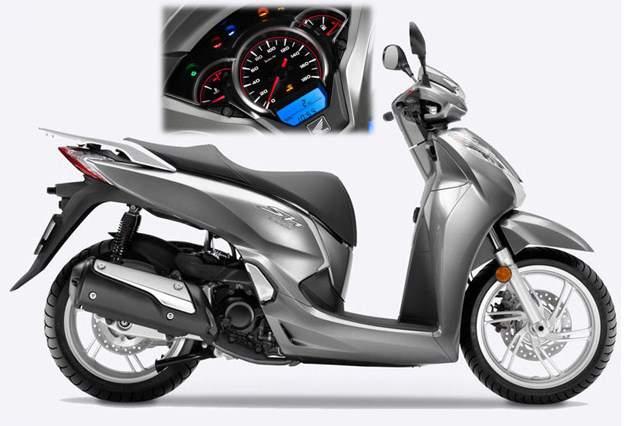 Honda-SH300i