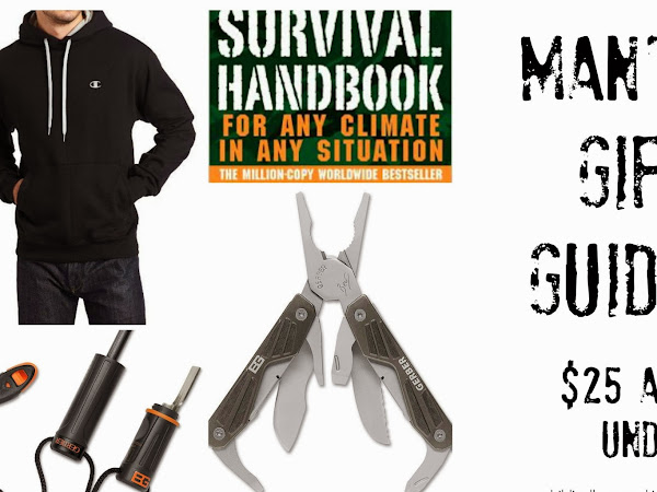 10 fun and manly online gifts for guys {$25 and under}