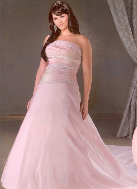 Plus Size Pink Dresses Pageant Dresses For Girls