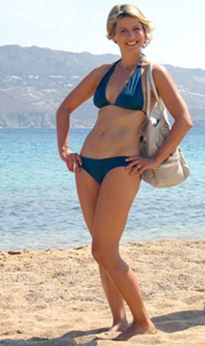 Can samantha brown bikini gallery