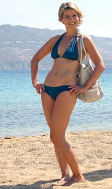 Samantha brown bikini gallery