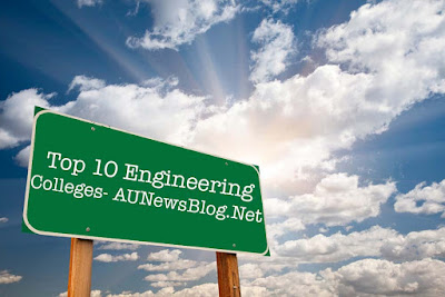 Anna University Top 10 Engineering Colleges based on Last Year Results