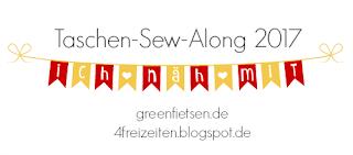 Banner des Taschen Sew Alongs